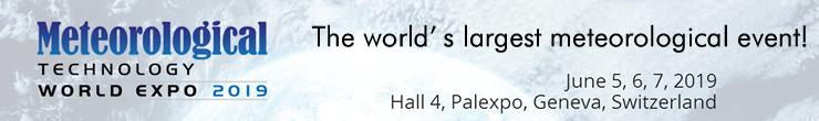 Meteorological Technology World Expo Banner